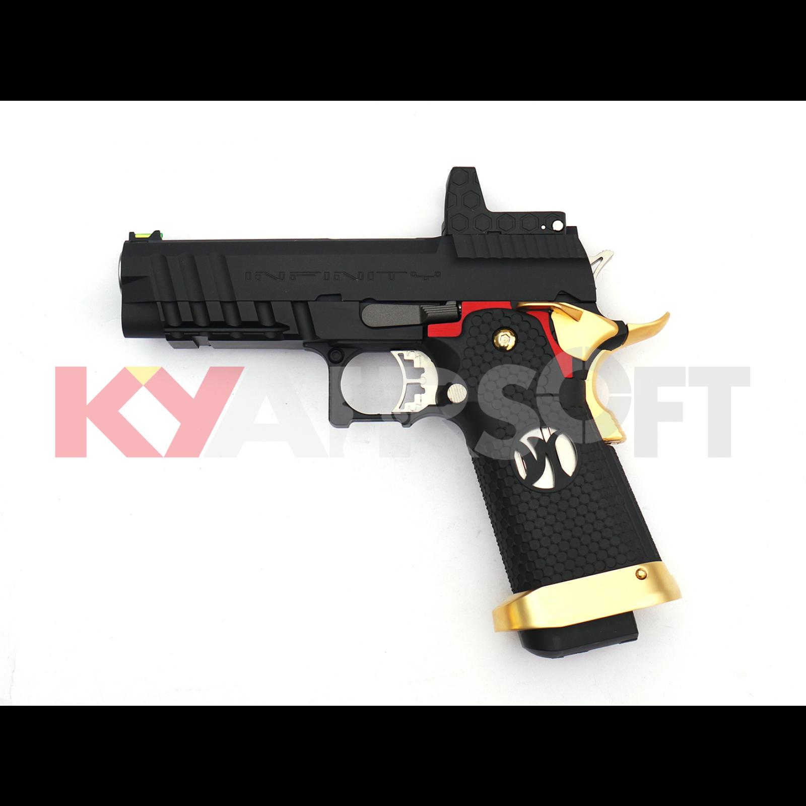 HX2601 Full marking - KY WORKSHOP ( CNC Marking Product - WE / AW