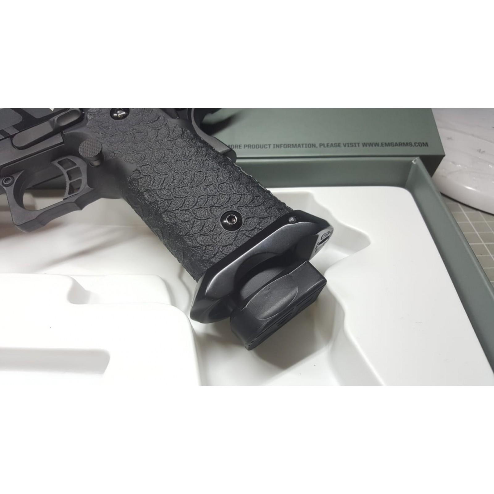 EMG STI TTI Combat Master 2011 GBB Pistol - Guns