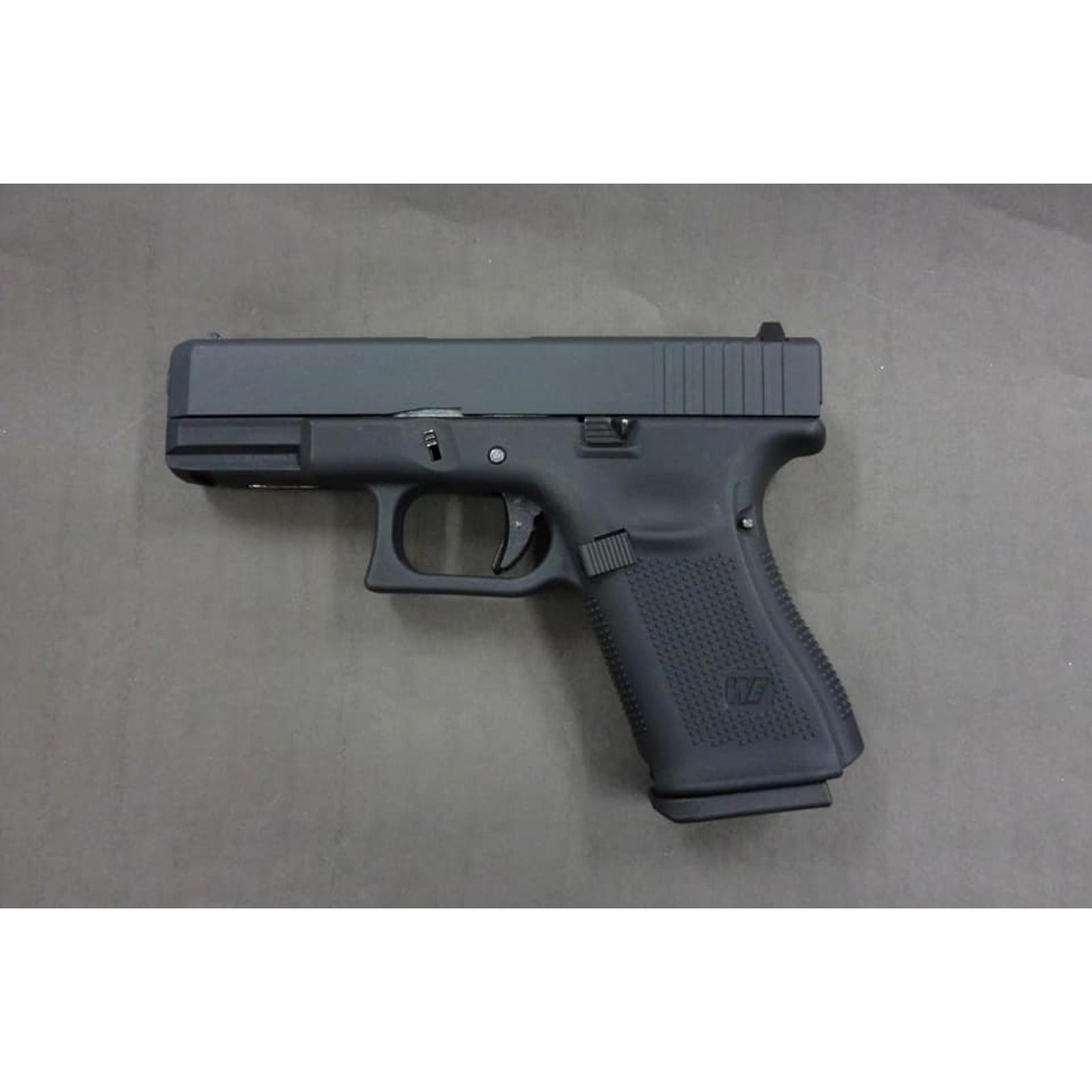WE G19 GEN5 GBB pistol BK - WE G Series (Glock) - WE Pistols