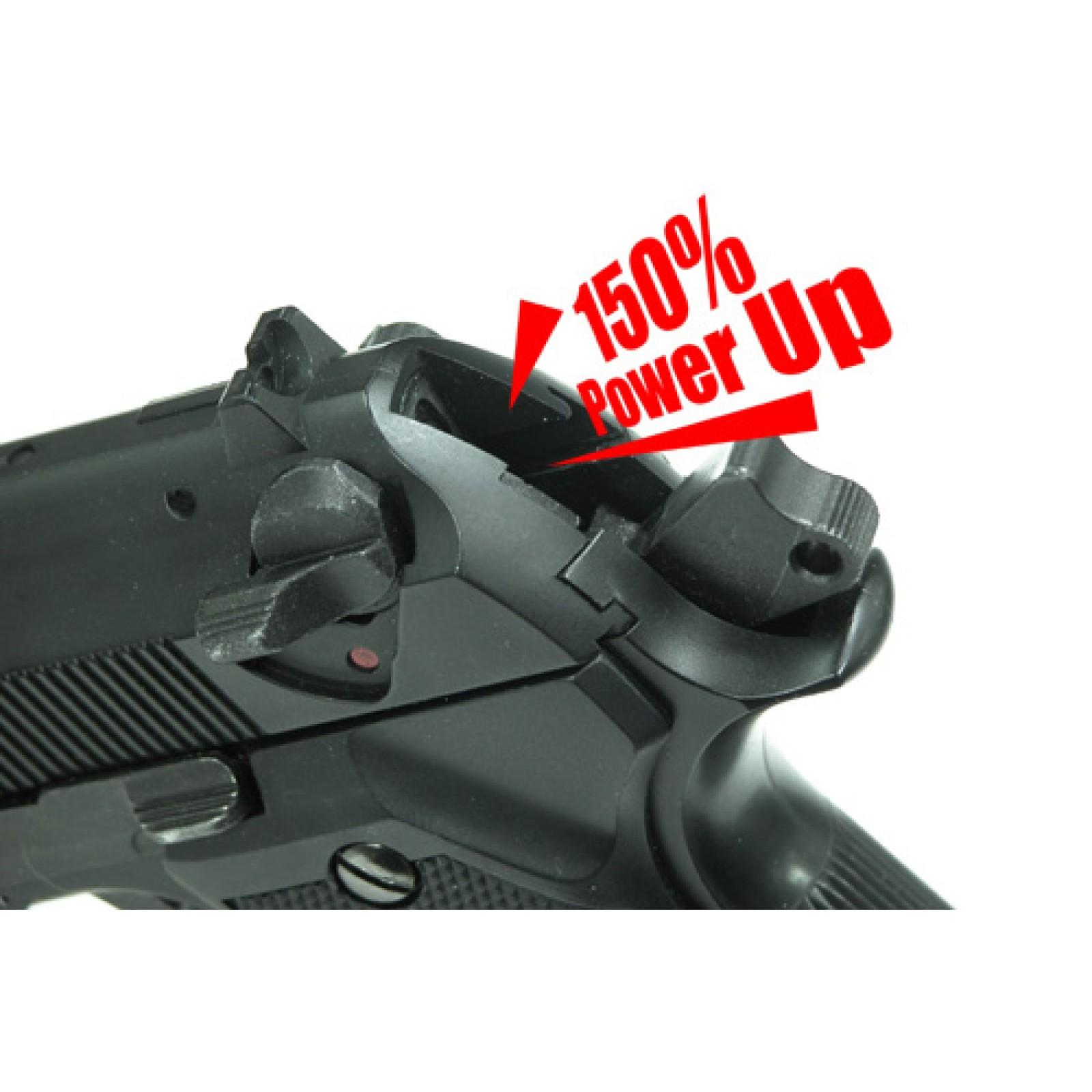 Guarder Enhanced Recoil//Hammer Spring for MARUI//KJ//WE P226 150/%