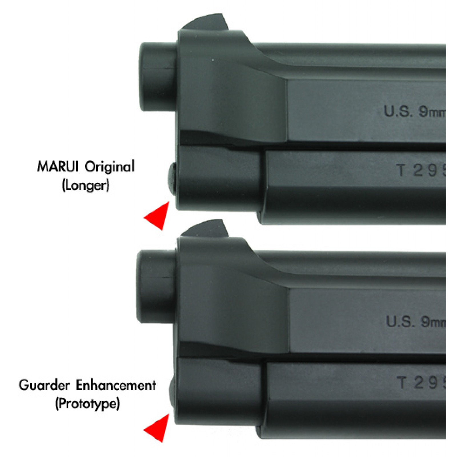 PX4 Guarder High Output Valve for Marui KJ M92F XDM Series