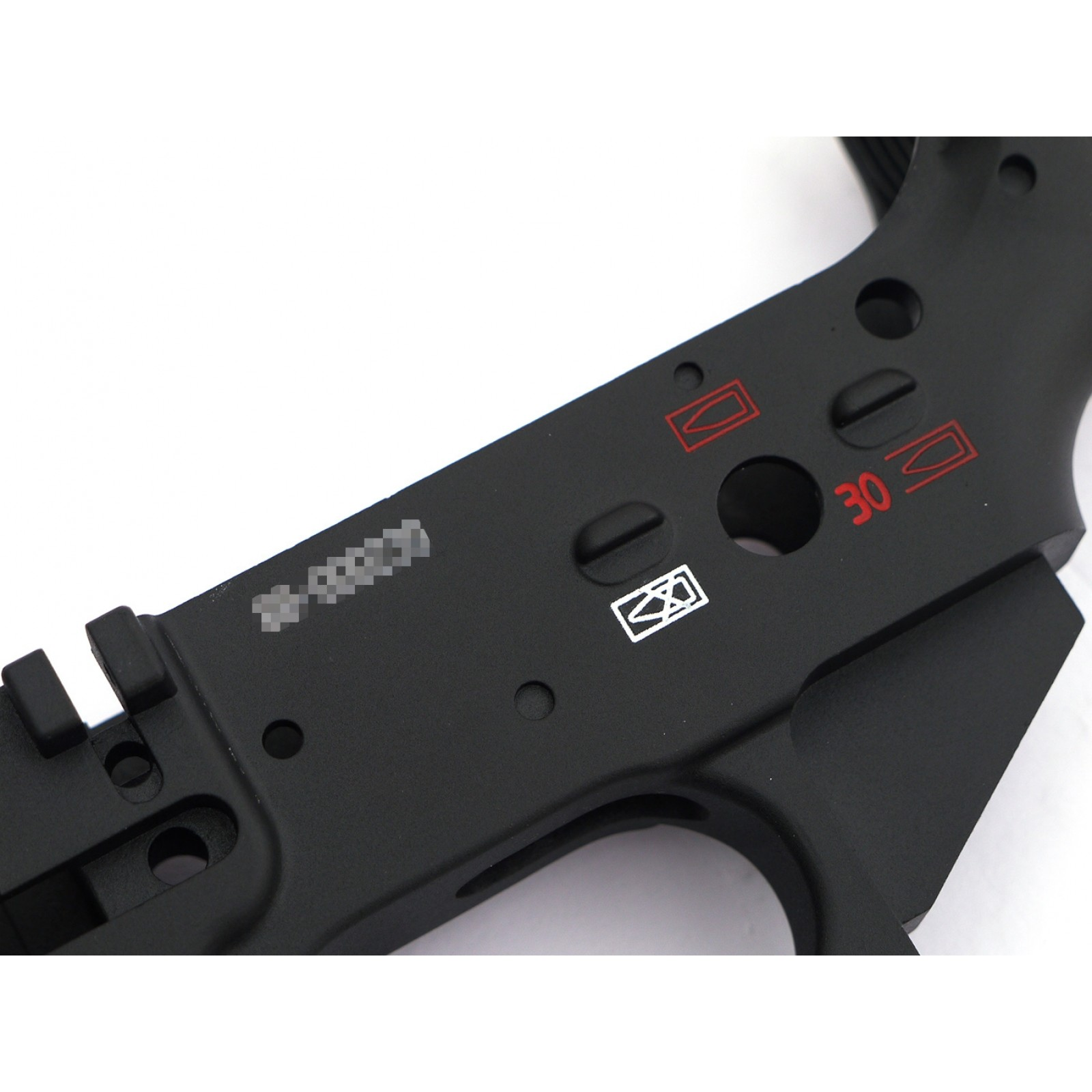 WE 888 Rifle Lower Receiver(Full Marking