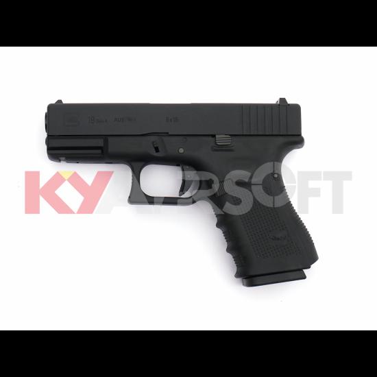 WE G19 BK GEN4 (full Marking slide & Frame)