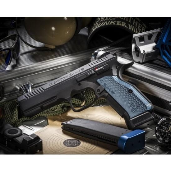 KJ WORK CZ SHADOW 2 GBB Pistol (Gas Ver.)