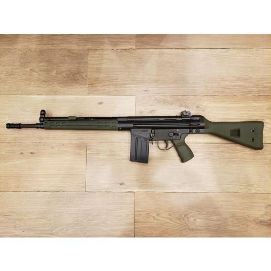 H&K (WE) licensed H&K G3A3 GBB Rifle