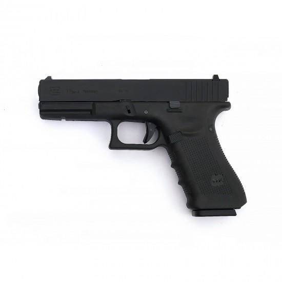 WE G17 BK GEN4 (Full marking slide & Frame,Tactical)