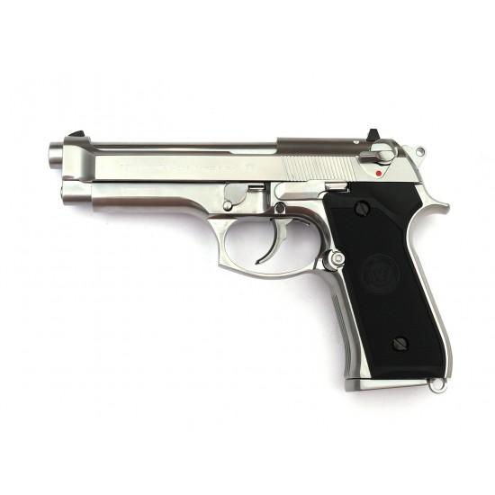 WE M92F Silver Gen 2 Full marking