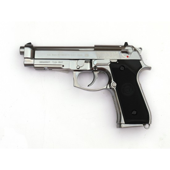 WE M9A1 Silver Gen2 Full marking