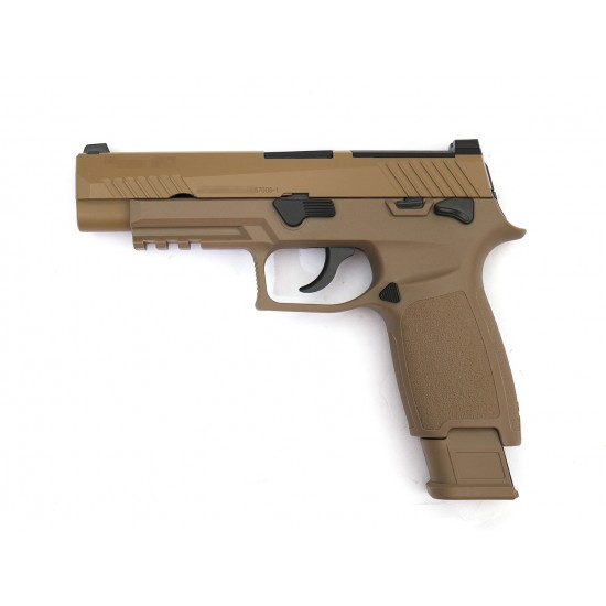 AEG F17 TAN (M17) CNC Custom Marking