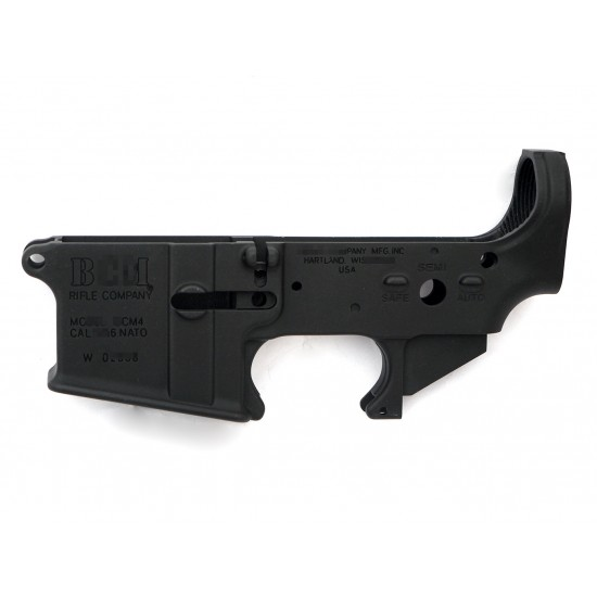 WE M4 GBB rifle lower body receiver #105 (BCM marking)