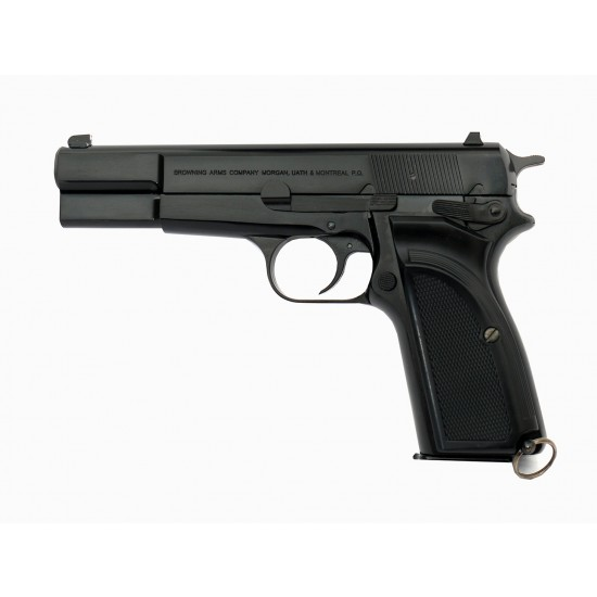 KY custom WE HI-POWER MKIII  GBB Pistol (Black) (ORG marking)