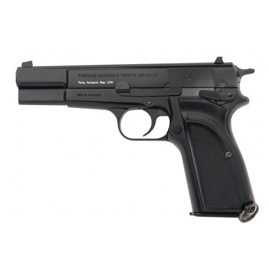 KY custom WE HI-POWER MKIII  GBB Pistol (Black) (L9A1marking)