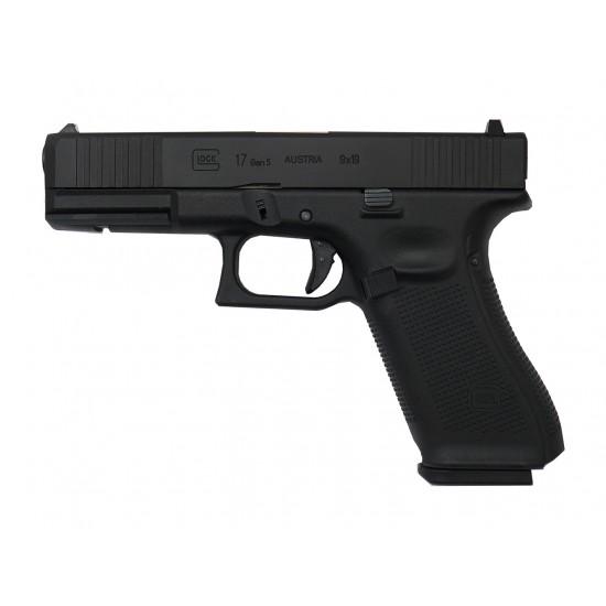 KY custom WE G17FS GEN 5 GBB Pistol Black