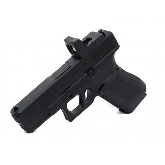 KY custom G19 Gen5 MOS GBB Pistol (CNC custom marking)