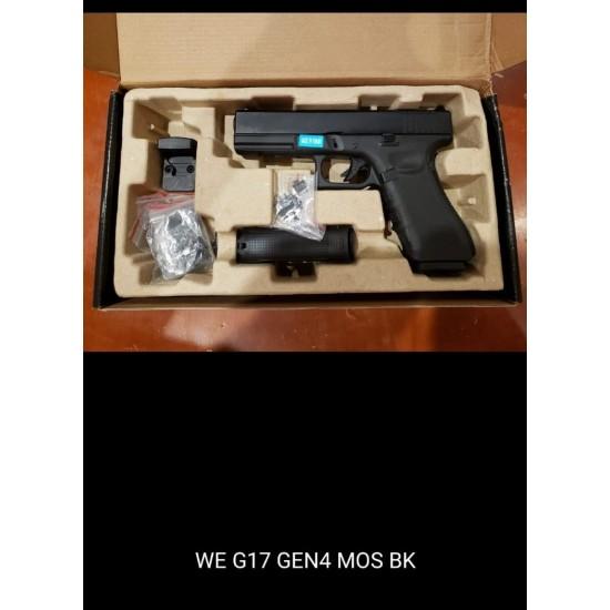 WE G17 GEN4 MOS BK