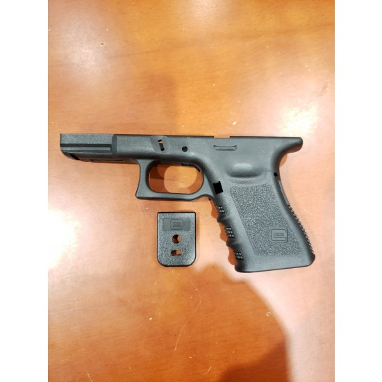 KY custom Full marking G19 Gen3 lower frame(Black)