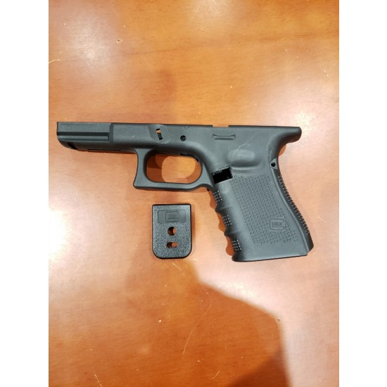 KY custom Full marking G19 Gen4 lower frame(Black)