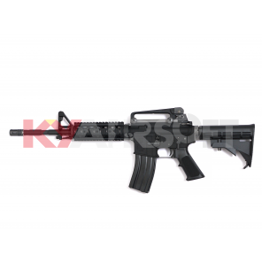 WE M4 RIS GBB Rifle BK (Horse marking)