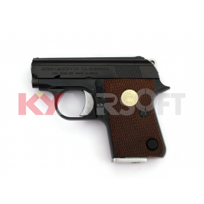 WE CT25 GBB pistol (Black, ASTRA Marking)