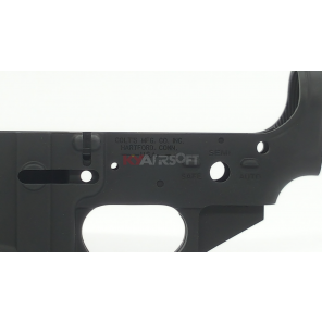 WE M4 GBB rifle lower body receiver #105 (With horse marking)