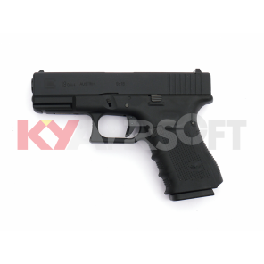 WE G19 BK GEN4 (full Marking slide & Frame)