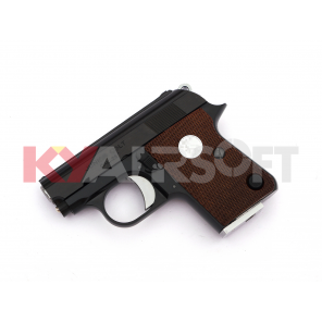 WE CT25 GBB pistol (Black, JUNIOR 25 Marking)