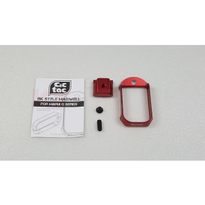 C&C TAC MAGWELL for TM/ WE G Series RED