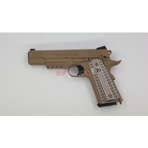 WE M45A1 Full marking Tan