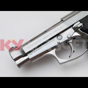 WE Mini M92 Silver (M84) Full Marking