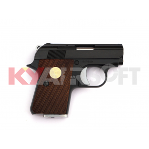 WE CT25 GBB pistol CT25 ASTRA Marking (Black)