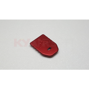 C&C TAC AI Style MAG BASE PAD RED