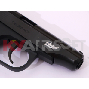 WE Metal MAKAROV GBB Pistol with Silencer ( BK, BAIKAL Marking)