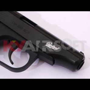 WE Metal MAKAROV GBB Pistol with Silencer ( BK, BAIKAL Marking)