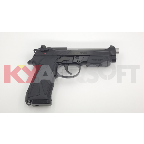 WE M92 902 GBB Pistol Full marking (Black)