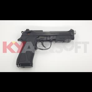 WE M92 902 GBB Pistol Full marking (Black)