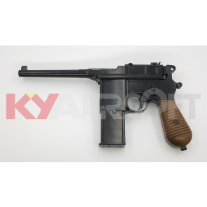 WE 712 GBB Pistol BK (Masuer marking)