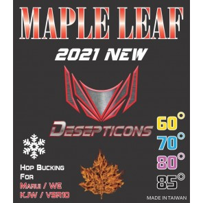 MAPLE LEAF 2021 DECEPTICONS HOP UP RUBBER FOR TM/WE GBB (60)