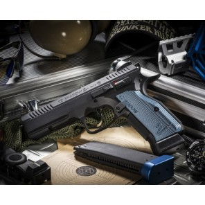 KJ WORK CZ SHADOW 2 GBB Pistol (Gas Ver.)