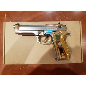 HK M9 SV SKULL (SEMI & FULL AUTO) GBB pistol