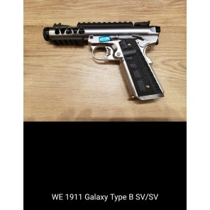 WE 1911 GALAXY Type B SV SLIDE / SV FRAME