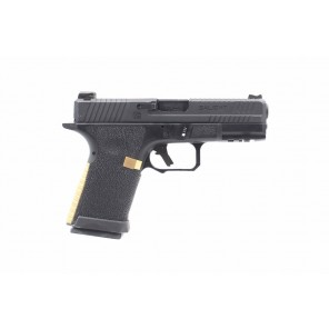 (Free Patch!!!) EMG SAI BLU Compact Pistol (Aluminium / Gas)