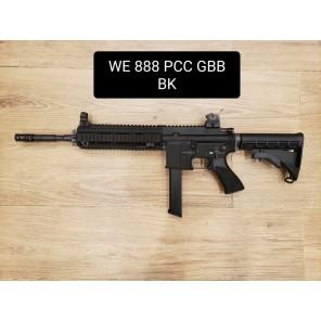 WE 888 PCC GBB BK