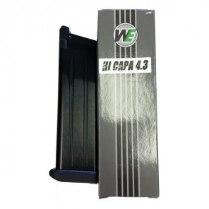 WE 29rds Magazine for HI-CAPA 4.3 P14 GBB