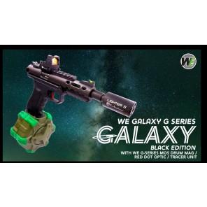 KY custom WE G series Galaxy GBBP bundle set (Black)