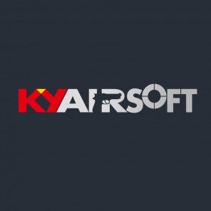 KY Airsoft Enhanced Output valve O-Ring set of WE Hi-capa GBB pistol