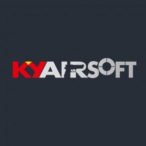 KY Airsoft Enhanced Output valve O-Ring set of WE M4 GBB Rifle