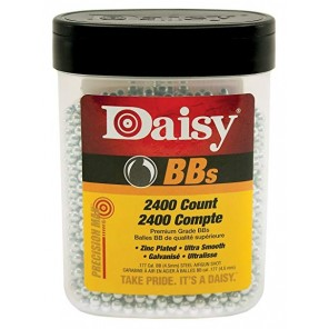 Daisy 4.5mm 2400rds Metal BB