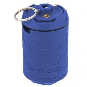 E-RAZ 100RDS AIRSOFT GRENADE ROTATIVE, BLUE