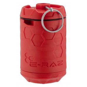 E-RAZ 100RDS AIRSOFT GRENADE ROTATIVE, RED