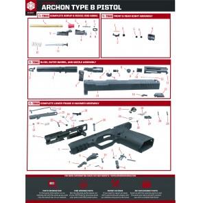 AR-TB0100 complete hop-up set TBAA #2-#9